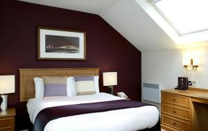 The Bedrooms at The Abbey Hotel Golf and Country Club