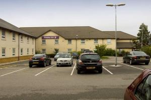 The Bedrooms at Premier Inn Durham East