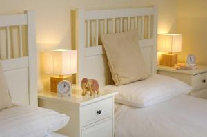 The Bedrooms at City Wharf Apartments