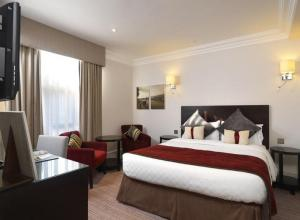 The Bedrooms at Thistle Bristol