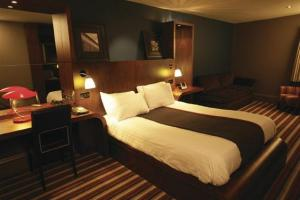 The Bedrooms at Village Hotel Cardiff