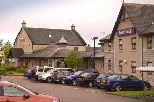 The Bedrooms at Premier Inn Fort William