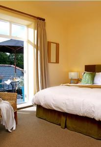 The Bedrooms at Hotel Terravina