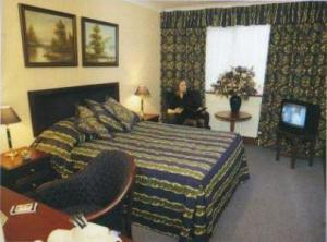 The Bedrooms at Beaufort Hotel