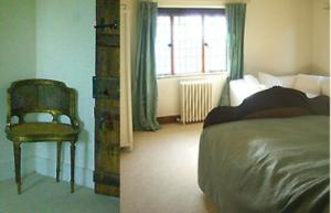 The Bedrooms at Pixtons Green
