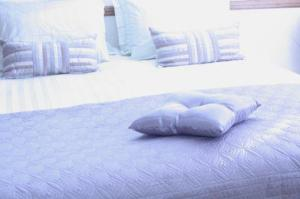 The Bedrooms at The Orchard Barn, Luxury Guest House Hotel