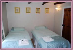 The Bedrooms at The Fountain Inn
