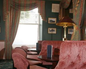The Bedrooms at Mackays Hotel