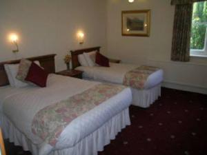 The Bedrooms at Toft Country House Hotel And Golf Club