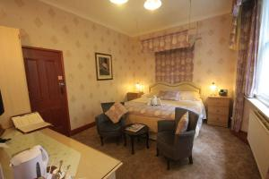 The Bedrooms at The Old Vicarage