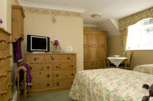 The Bedrooms at Burdies At Home
