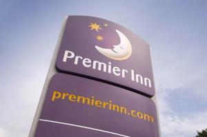 The Bedrooms at Premier Inn Llantrisant