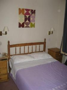 The Bedrooms at Hotel Meridiana