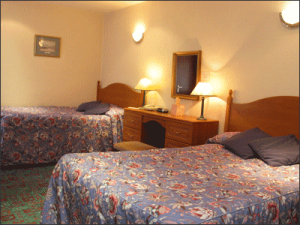 The Bedrooms at Chester Court Hotel