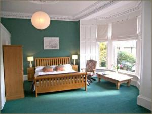 The Bedrooms at Martins Guest House