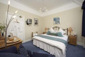 The Bedrooms at Trafford Bank Guest House