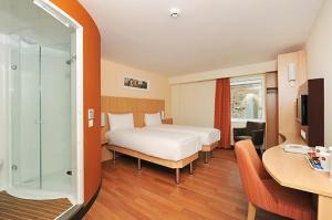 The Bedrooms at ibis Belfast City Centre