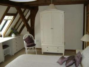The Bedrooms at Twitham Barn