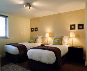 The Bedrooms at Home Serviced Apartments - Birmingham