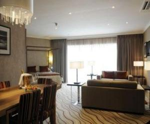 The Bedrooms at Lakeside Park Hotel and Spa