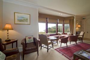 The Bedrooms at Loch Melfort Hotel