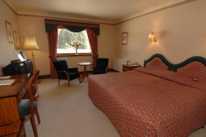 The Bedrooms at Windlestrae Hotel and Leisure Club