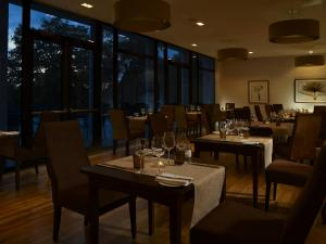 The Restaurant at Bishopstrow House and Halycon Spa
