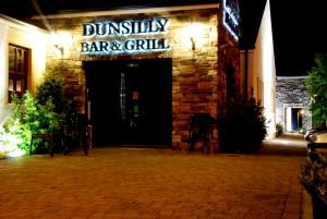 The Restaurant at Dunsilly hotel