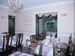 The Restaurant at Aylesbray Lodge