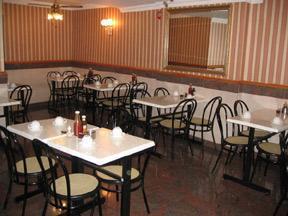 The Restaurant at Carlton Hotel
