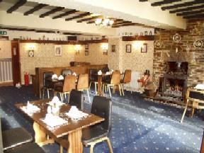The Restaurant at The Snooty Fox Country Hotel and Restaurant