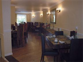 The Restaurant at Winston Country House Hotel and Spa