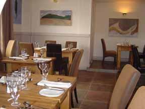 The Restaurant at Gwenllian Court Hotel