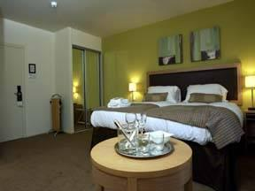 The Bedrooms at Western House Hotel