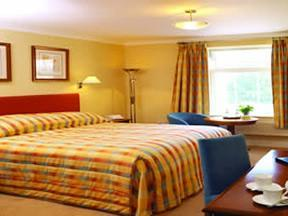 The Bedrooms at The Oriel Country Hotel and Spa