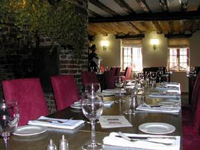 The Restaurant at The Lime Tree Hotel