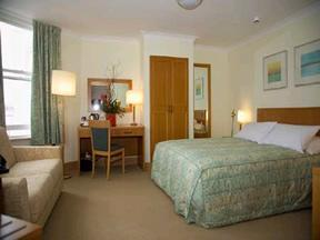 The Bedrooms at The Rutland Hotel