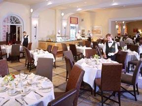 The Restaurant at Metropole Hotel