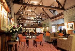 The Restaurant at Oxford Thames Four Pillars Hotel