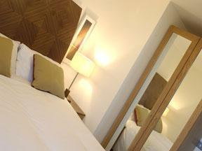 The Bedrooms at Premier Apartments Nottingham (Next to Ice Arena)
