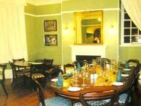 The Restaurant at Bellplot House Hotel