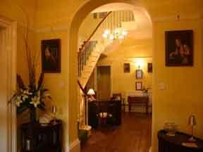 The Bedrooms at Bellplot House Hotel