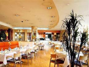 The Restaurant at Holiday Inn London - Heathrow Ariel