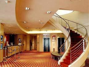 The Bedrooms at Holiday Inn London - Heathrow Ariel