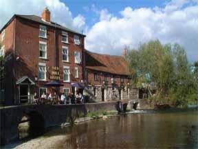 The Old Mill Hotel And 12th Century Restaurant