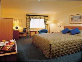 The Bedrooms at Ramada Cromwell Stevenage
