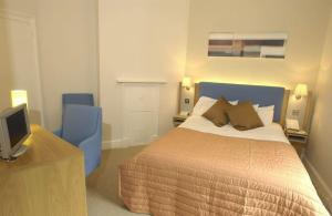 The Bedrooms at Quality Hotel Reading