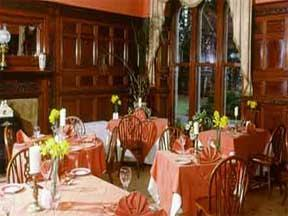 The Restaurant at Mellington Hall Hotel