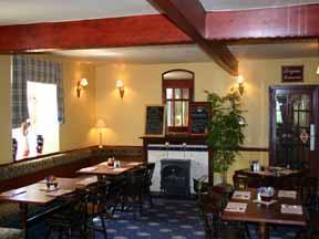 The Restaurant at Conon Bridge Hotel