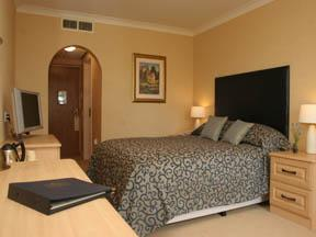 The Bedrooms at Lion Quays Hotel